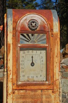 Free Vintage Gas Pump Stock Photos - 906393