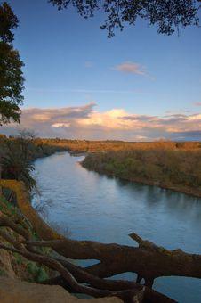 Free Scenic River Landscape Stock Image - 906411