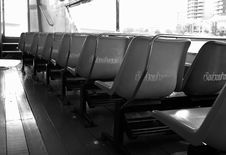 Free Ferry Seats Royalty Free Stock Image - 907446