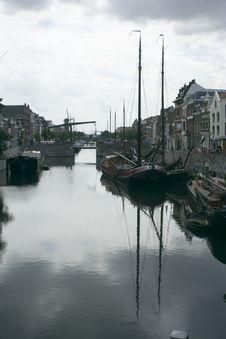 Free Rotterdam Stock Photography - 907832