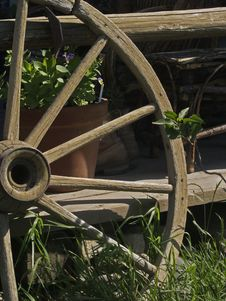 Free Wagon Wheel Stock Images - 908494