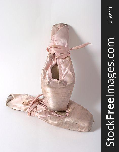 Ballet Slippers Old 1