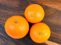 Free Three Oranges Stock Photo - 9005950