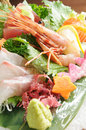Free Sashimi Stock Image - 9009001