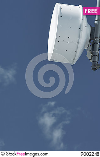 Free Telecommunications Tower Royalty Free Stock Photos - 9002248