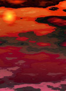 Free Sun Raise Stock Image - 9000091