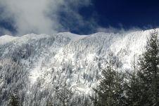 Free Snowed Ridge Stock Images - 9000584