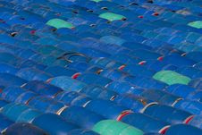 Free Herring Barrels, Sweden Stock Photography - 9001492