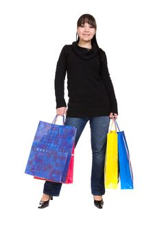 Free Shopping Royalty Free Stock Photography - 9002157
