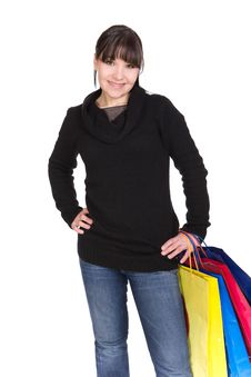Free Shopping Royalty Free Stock Images - 9002159