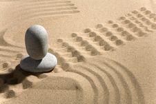Free Stone Garden Stock Image - 9002861