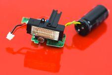 Free Flashlight Module Stock Image - 9003031