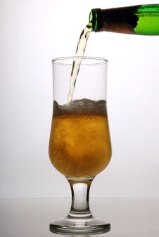 Free Glass Of Beer Close-up Stock Photography - 9004442