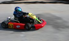 Free Kart Racing Stock Photo - 9005330