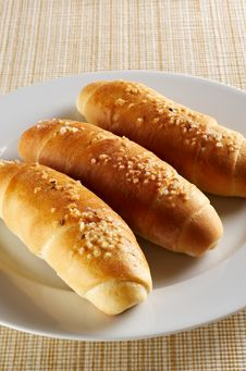 Free Bread Rolls Royalty Free Stock Images - 9006079