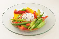 Free Salad Royalty Free Stock Image - 9008696