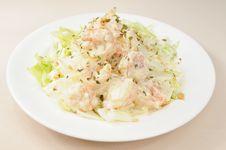 Free Shrimp Royalty Free Stock Photo - 9008745