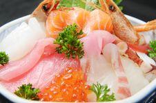 Free Sashimi Stock Photos - 9008903