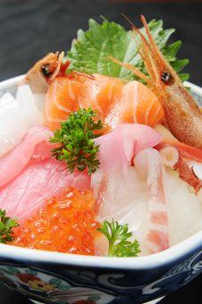 Free Sashimi Royalty Free Stock Images - 9008909
