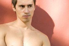 Free Young Hispanic Model Royalty Free Stock Image - 9009416