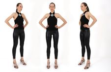 Free Reference Poses For Sketches Stock Image - 9009771