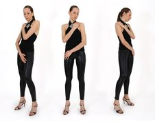 Free Reference Poses For Sketches Stock Images - 9009824