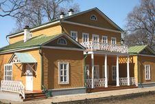 Free Memorial Estate Of Russian Poet Michael Lermontov Stock Photos - 9009983