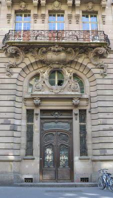 Free Porte De L Ancienne Strassburger Bank Royalty Free Stock Image - 90032656
