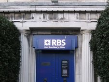 Free Welsh Royal Bank Of Scotland Branch Royalty Free Stock Photo - 90033155