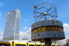 Free Berlin Alexanderplatz Royalty Free Stock Photo - 90035605