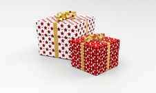 Free Wrapped Presents Royalty Free Stock Images - 90036039