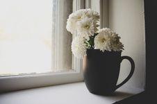 Free Black Ceramic Cup Stock Image - 90097341