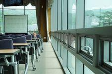 Free Classroom Chairs Stock Photo - 90097900