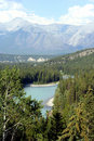 Free Bow River In Banff National Park, Alberta, Canada Royalty Free Stock Photography - 9015797