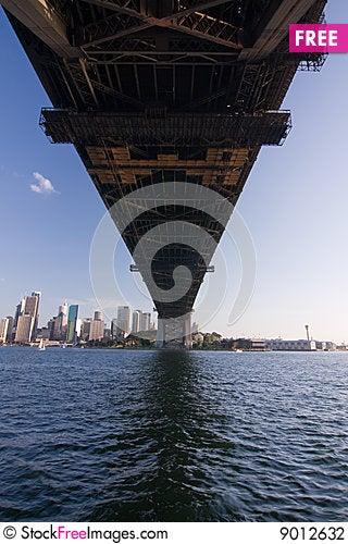 Free Harbour Bridge Stock Photography - 9012632