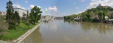 Free Turin Panorama & Po 3 Royalty Free Stock Photography - 9011077