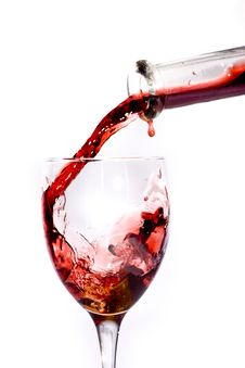Free Wine Royalty Free Stock Photo - 9011665