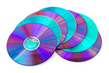 Free Heap Of Computer Disks Royalty Free Stock Photos - 9011858