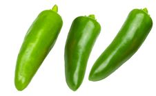 Free Green Chillies Royalty Free Stock Images - 9011909