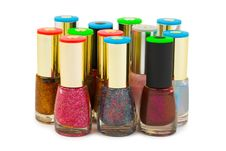 Free Nail Polish Stock Photography - 9011942