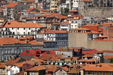 View Of Porto, Portugal. Royalty Free Stock Image