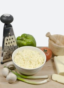 Free Cooking The Pizza Ingredient Royalty Free Stock Image - 9012626