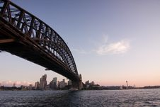 Free Harbour Bridge Stock Images - 9012654