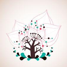 Free Tree Design Stock Photo - 9013480