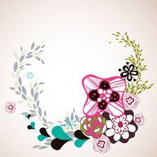 Free Flora Garden Design Stock Photography - 9013532