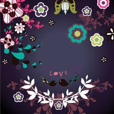 Free Garden Bird Design Stock Image - 9014611