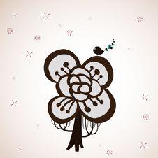 Free Lovely Tree Design Stock Photo - 9014980