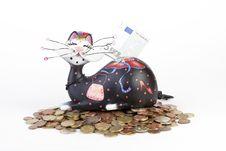 Free Piggybank Royalty Free Stock Image - 9015666
