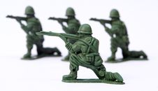Free Toy Soldier Stock Photo - 9016400