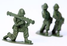 Free Toy Soldier Royalty Free Stock Image - 9016446
